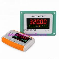 Electronic Shut Height Indicator