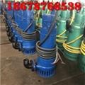 整机防爆潜水泵WQB15-15-1.5kw四川污水处理厂用污水污物排污泵 3