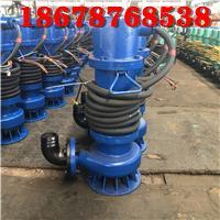 廠用潛水泵WQB15-22-2.2山東天然氣項目施工用整機防漏防爆排污泵