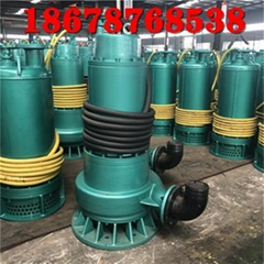 矿用防爆潜水泵BQS30-36-7.5广西建筑楼宇施工污水排污泵