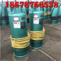 矿下防爆潜水电泵BQS50-30-7.5kw内蒙古矿山污水排污泵 2
