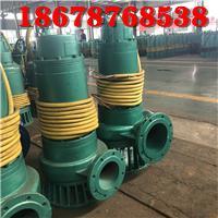 三项潜水排沙泵BQS20-50-7.5kw内蒙古煤矿用污水泥浆防爆排污泵 2