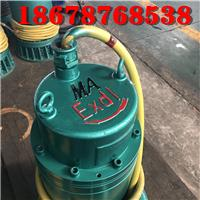 矿下防爆潜水电泵BQS50-30-7.5kw内蒙古矿山污水排污泵 5