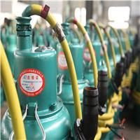 矿用立式风动抽水泵山西煤矿FQW8/20井下排污水风动涡轮式排污泵