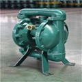 矿用立式风动抽水泵山西煤矿FQW8/20井下排污水风动涡轮式排污泵 3