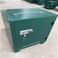 爆炸物品存放箱 雷管箱   箱