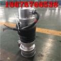 不锈钢三项潜水泵BQS15-22-2.2kw广西煤矿井下污水处理排污排沙泵 2