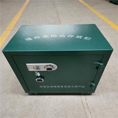 雷管防爆箱河北爆破器材安全存放櫃3000枚火工品存儲櫃礦用  箱