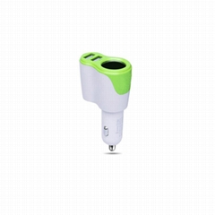 YZD-330 Car Charger With Cigarette Lighter