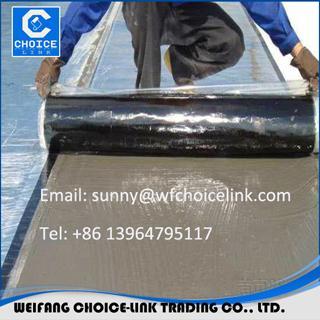 self adhesive bitumen waterproof membrane price 5