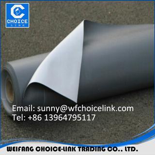PVC waterproof membrane 5