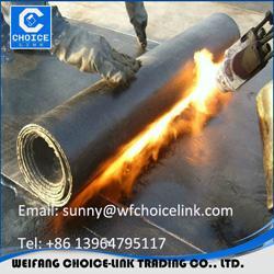 torch SBS asphalt bitumen waterproof membrane 1