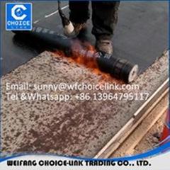 APP bitumen waterproofing roofing membrane