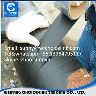 aluminum foil self adhesive bitumen tape 1