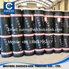 sbs/app bitumen waterproof membrane 2mm-5mm