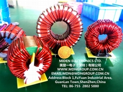 Inductor for power supply