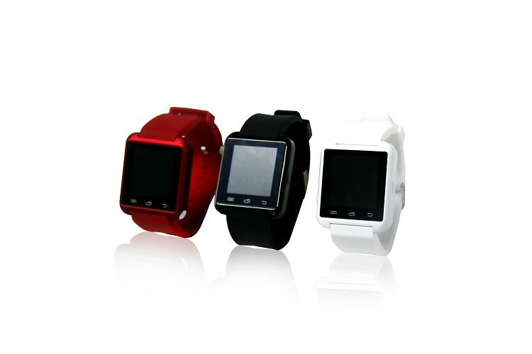 Cheap android touch screen u80 U8 smart watch  1