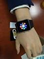GSm Smart Watch GT08 with SIM Card TF Card Camera 0.3MP Smart Watch Phone 5