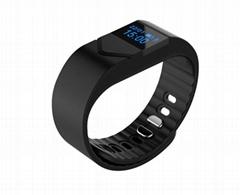 smart band fitness tracker M5 heart rate blood pressure oxygen monitor wristband