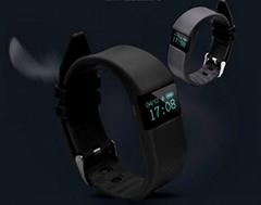 TW64S Smart Bracelet Heart Rate Monitor