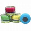 waterproof Handsfree wireless bathing portable bluetooth speaker Suction Cup 1