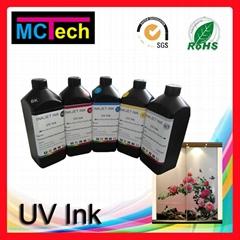 UV LED Light Curing Ink For Epson DX5