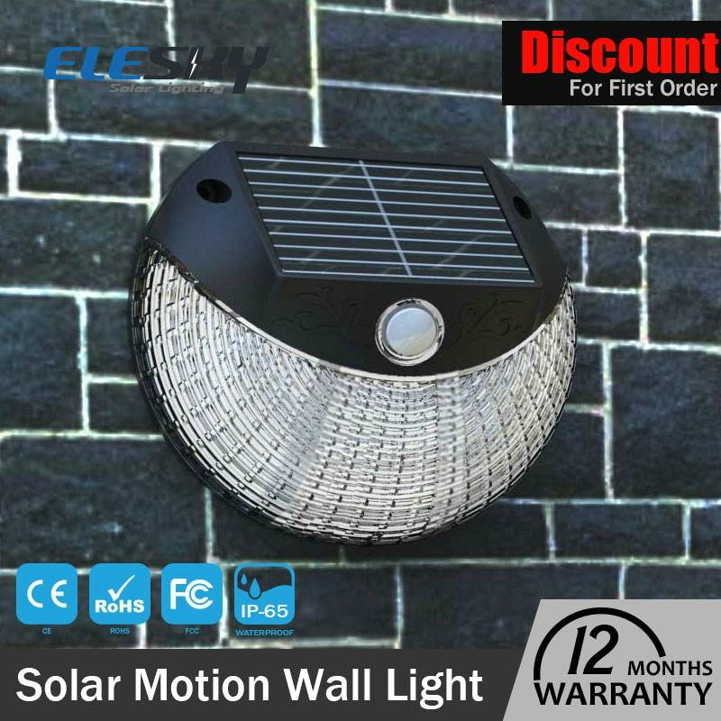 China supplier sale export products cheap price solar wall lamp 1