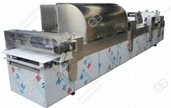 Hot Sale Automatic Peanut Brittle Making