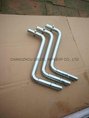 Agricultural machine R175A S195 S1100 starting handle