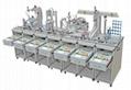 八站模块化生产控制系统