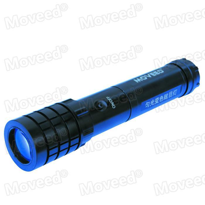 Police Strobe Flashlight with 6 Working Modes  2