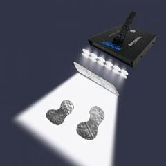 MINI Crime Scene Portable Wide Floor/Wall Level Tracing Lamp