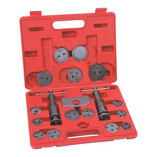 18Pc. Disc Brake Pad And Caliper Service Tool Kit 1