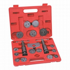 18Pc. Disc Brake Pad And Caliper Service Tool Kit