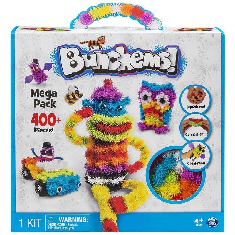 Bunches400+ pieces Mega Pack Accessories DIY Assembling Blocks Educational Toy S 1