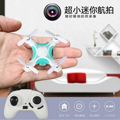 Mini Rc Helicopter Plane Drone Quadcopter With 0.3mp Camera 2.4G 4CH 6 Axis Dron