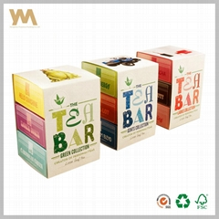 Luxury Tea Paper Box for Gift Packing