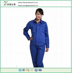 best selling anti-pilling Autumn unisex long sleeves workwear