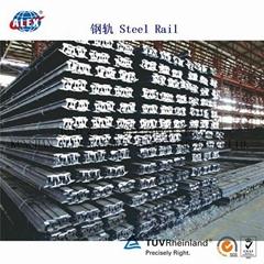 china manufacturer Railroad steel rail