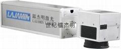 酒盒激光打碼機