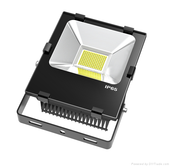 Ul Cul Tuv Ce Rohs Saa Ip65 Rechargeable Led Floodlight
