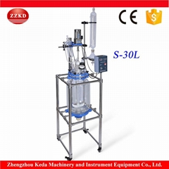 Good Service Glass Lined Reactor Price