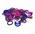 Silicone O-Ring All Sizes with Excellent
