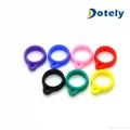 EGO Silicone Lanyard Ring Necklace Ring