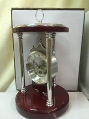 Conda wooden desk clock