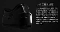 VR 虚拟与现实眼镜 3D眼镜 VR-BOX VR-WIND