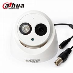 大华130万高清红外半球摄像机200万夜视监控摄像头400万网络H.265