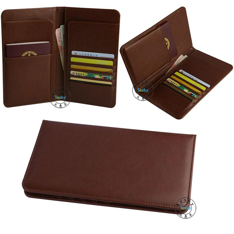 6ca94d4922d pu leather passport holder wallet cover case variety of color available 1  ...