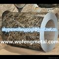 Brick pattern color coated prepainted