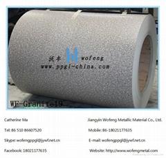 PVC laminated film Marbl